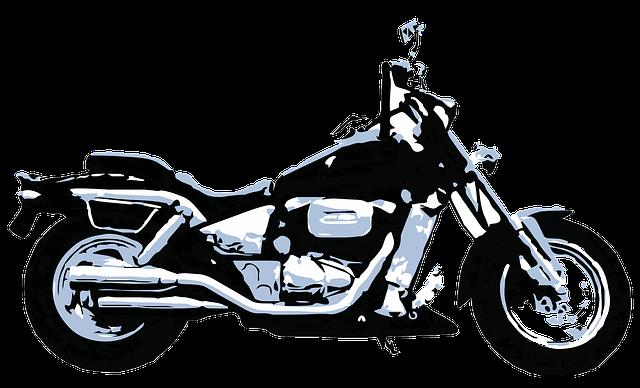 velká motorka
