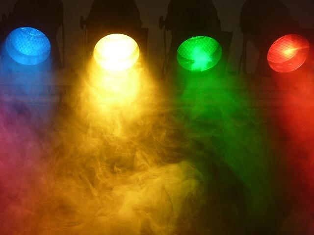 reflektor mlha