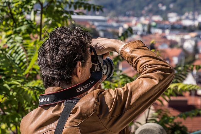 Fotograf města