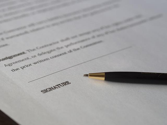 úvěrová smlouva