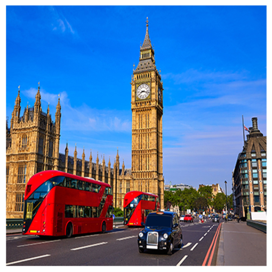 město londýn