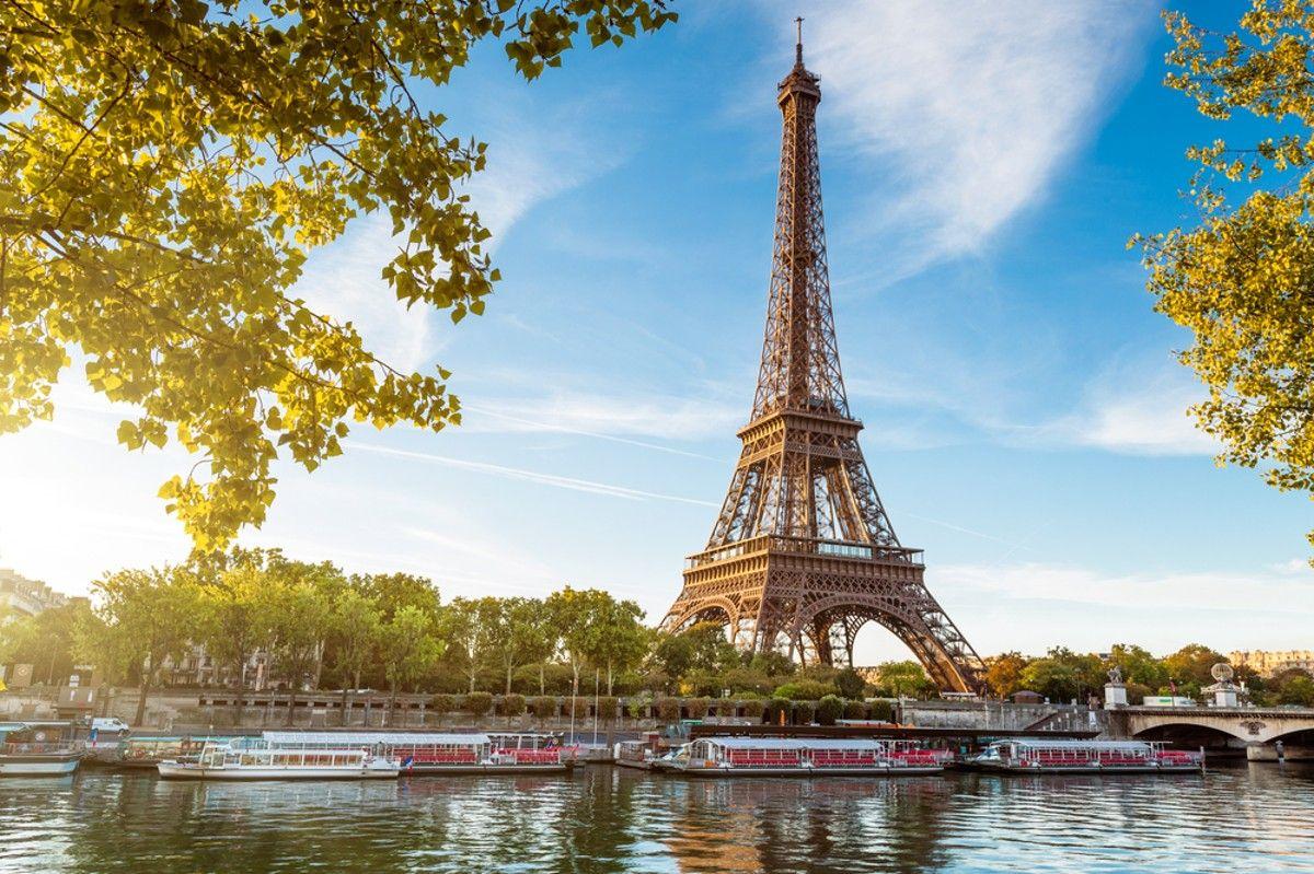 pařížská eiffelovka